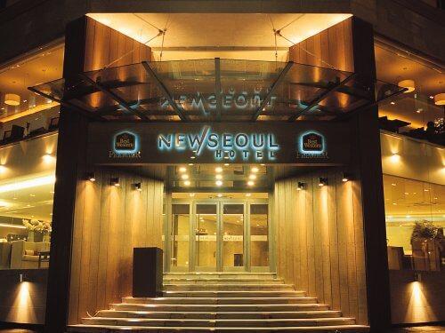 Du lịch hàn Quốc - Best Western New Seoul Hotel với vị trí cực kì đắc địa