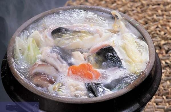 Du lịch Hàn Quốc thưởng thức súp cá nóc