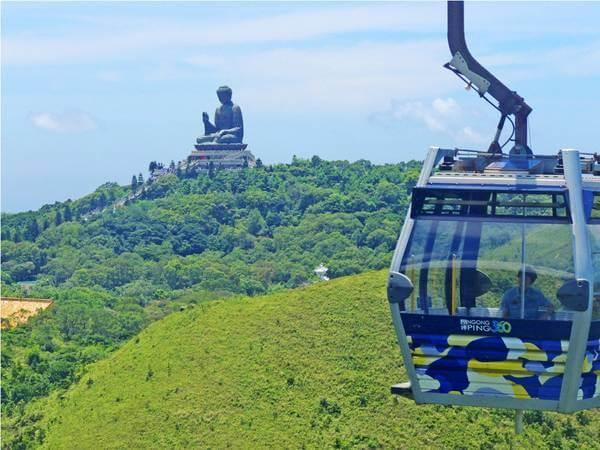 Du lịch Hồng Kông khám phá đảo Lantau