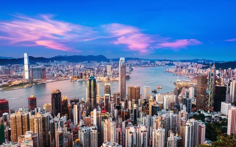 Du lịch Hồng Kông khám phá thành phố năng động