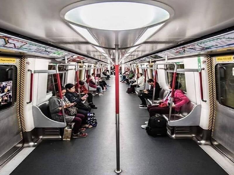 Khách du lịch Hồng Kôngsẽ được phục vụ bằng các phương tiện giao thông tiên tiến
