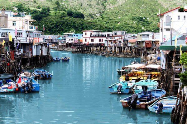 Du lịch Hồng Kông - làng chài Tai O