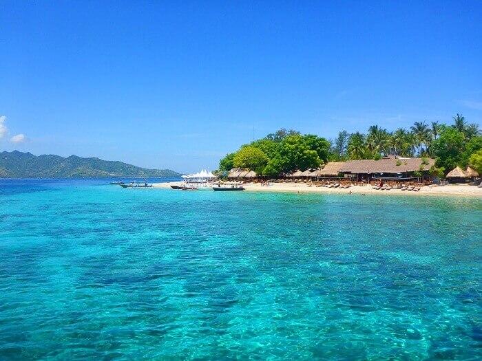 Du lịch Indonesia - Đảo Gili