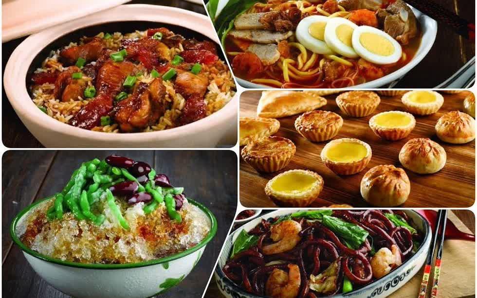 Du lịch Malaysia thưởng thức nền ẩm thực độc đáo
