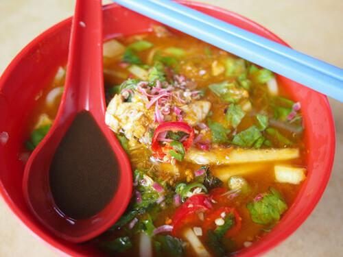 Du lịch Malaysia thưởng thức Laksa cà ri