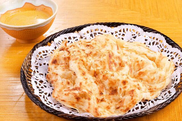 Du lịch Malaysia thưởng thức món Roti canai