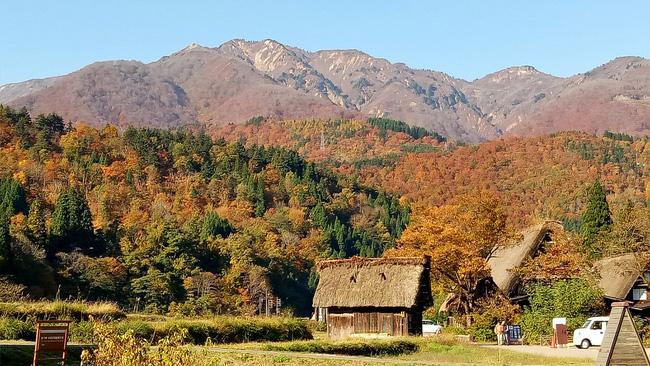 Du lịch Nhật Bản -  Làng Yoshinoyama