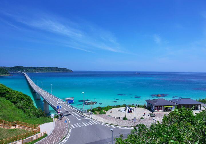 Du lịch Nhật Bản khám phá bãi biển Kikugahama