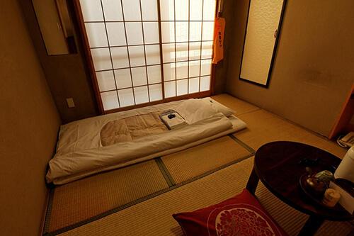 Du lịch Nhật Bản - Nhà trọ kiểu ryokan