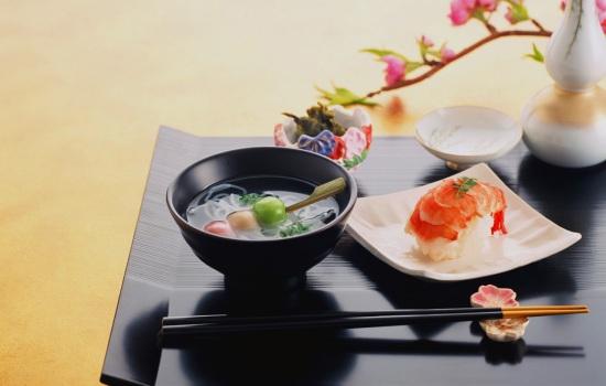 Du lịch Nhật Bản khám phá cách trang trí món trí món ăn độc đáo