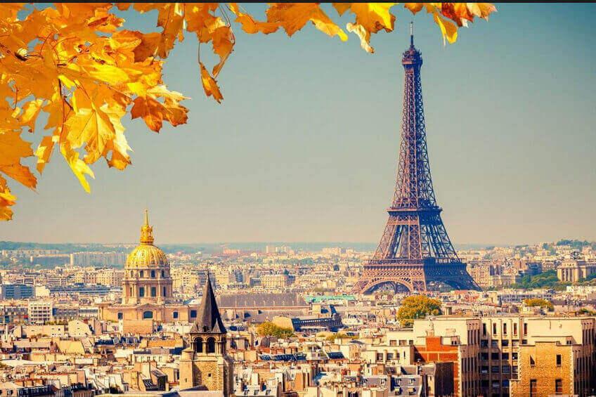 Tham gia đi tour du lịch Pháp mùa nào lý tưởng nhất?