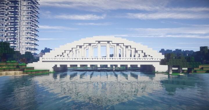 Du lịch Singapore khám phá cây cầu Elgin