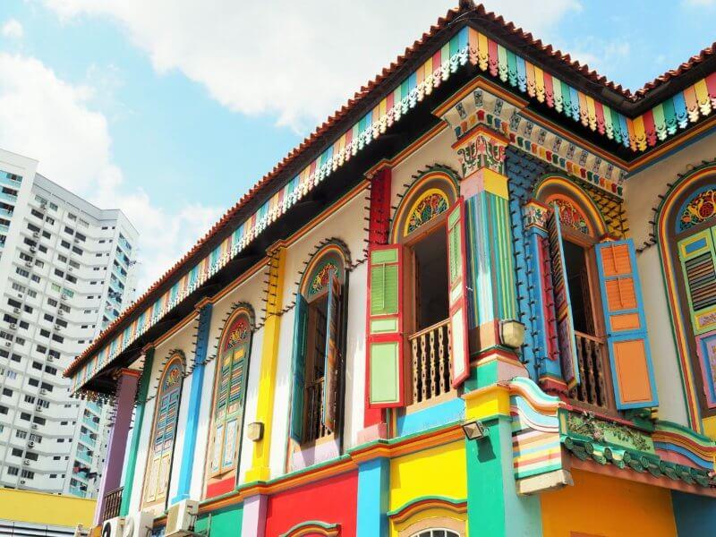 Du lịch Singapore khám phá khu Tiểu Ấn và khu phố Ả Rập