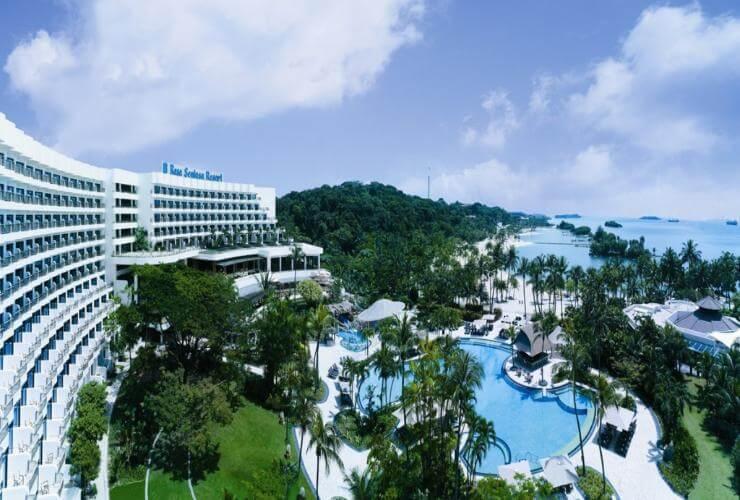 Shangri-La's Rasa Sentosa Resort & Spa - khu nghỉ dưỡng 5 sao dành cho khách du lịchSingapore