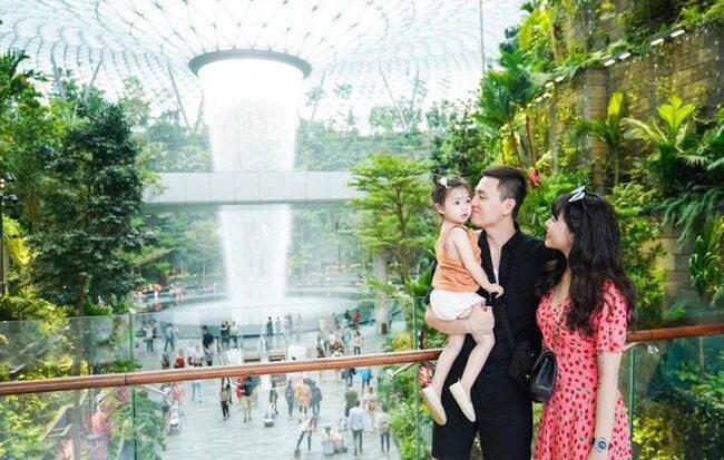 Du lịch Singapore - Khu vui chơi giải trí cao