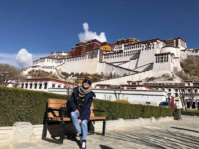 Chuẩn bị trang phục thật ấm khi du lịch Tây Tạng vào mùa Đông