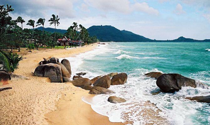 Hành trình khám phá biển đảo trong tour du lịch Thái Lan
