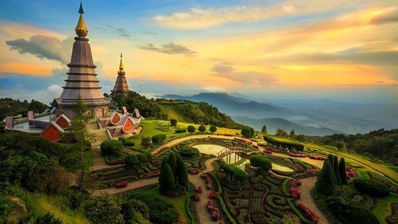 Du lịch Thái Lan khám phá Chiang Mai