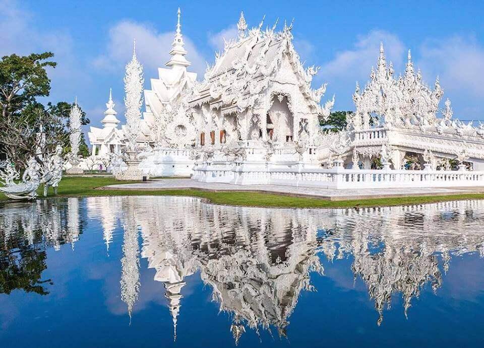 04 điểm du lịch Thái Lan mới toanh mà bạn có thể check in