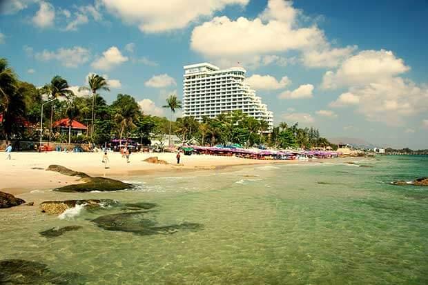 Du lịch Thái Lan tham quan Hua Hin