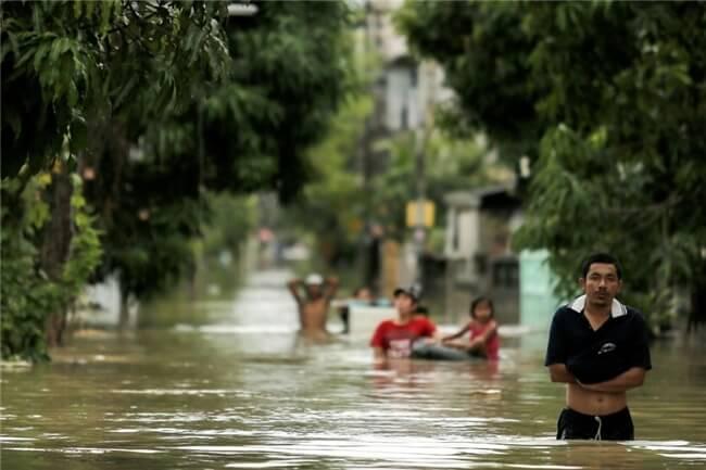 Du lịch Thái Lan mùa mưa
