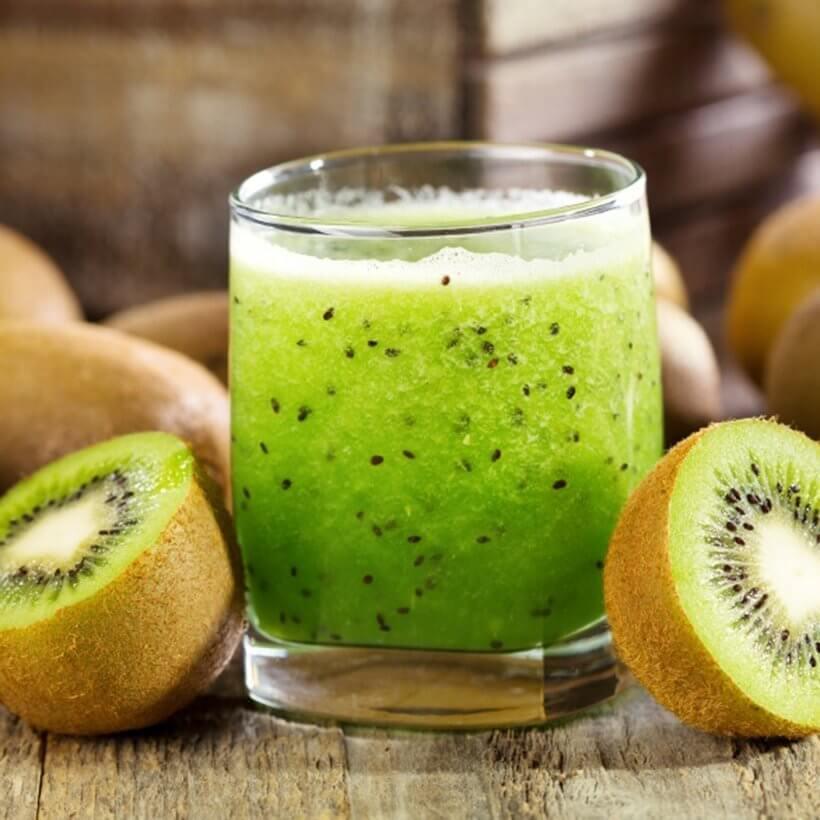 Du lịch Thái Lan thưởng thức nước ép kiwi