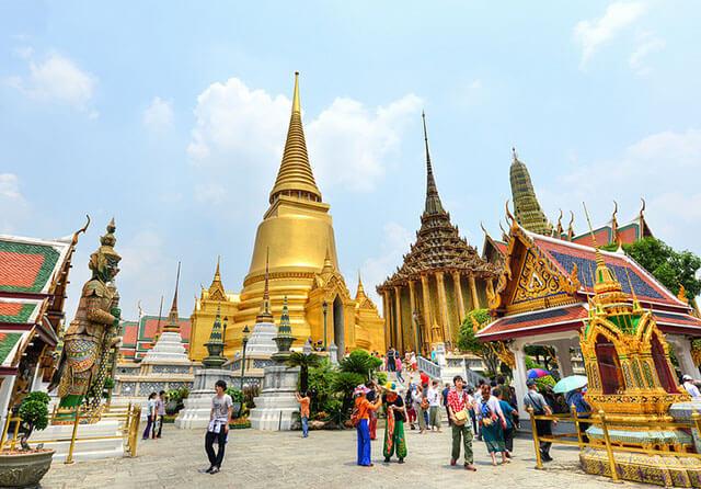 Thời điểm du lịch Thái Lan lý tưởng nhất
