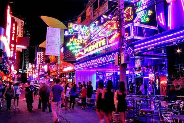 Du lịch Thái Lan khám phá Bangkok về đêm