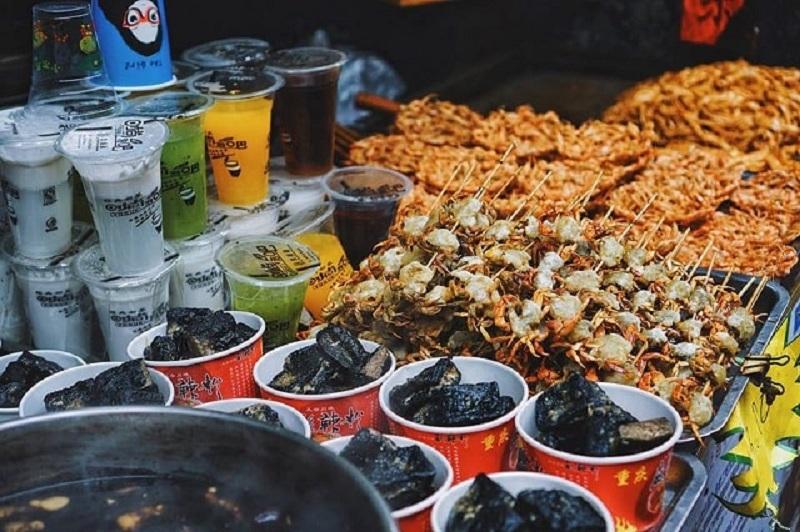 Ăn gì ở Trương Gia Giới là ngon nhất?