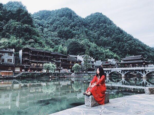 Những thị trấn cổ siêu đẹp nên đến khi du lịch Trung Quốc