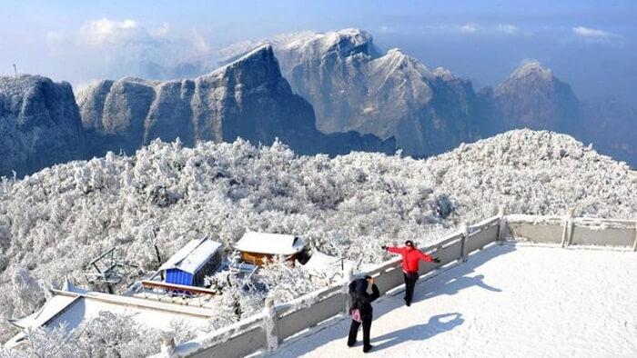 Tìm hiểu một số thông tin trước khi du lịch Trung Quốc mùa Đông