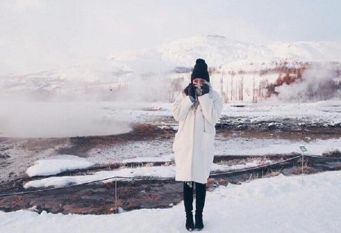Du lịch Trung Quốc mùa Đông nên mặc trang phục ấm áp