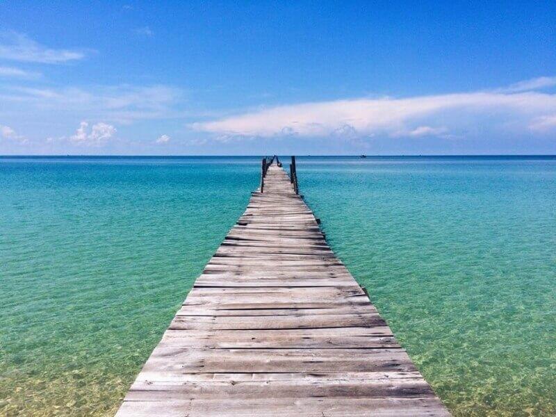 Đảo Koh Rong- Hawaii điểm du lịch Châu Á hút hồn du kháchbởi cảnh sắc thiên nhiên đẹp tuyệt trần