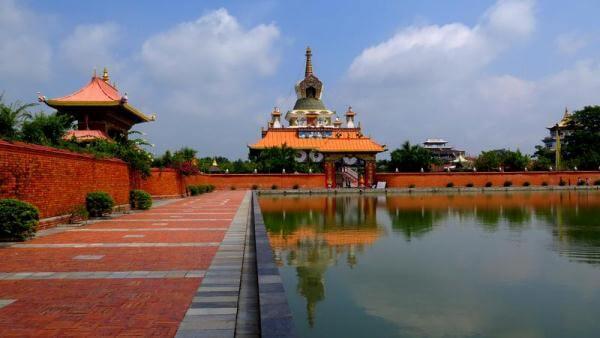 Du lịch Châu Á - Lumbini