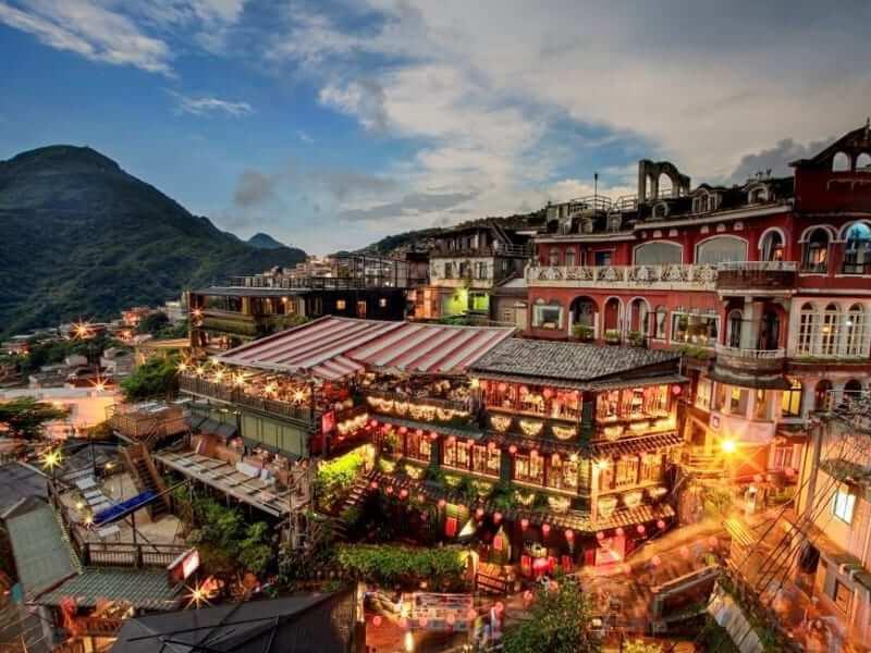 Đài Loan - Điểm du lịch Châu Á nổi tiềng