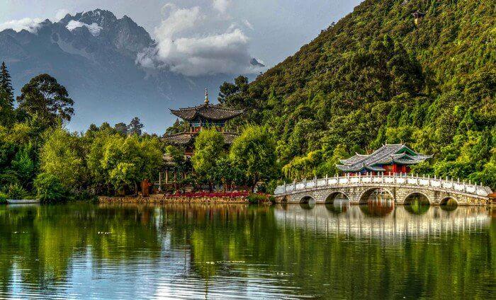 Lệ Giang cổ trấn diễm lệ - điểm du lịch châu Á hot nhất hiện nay