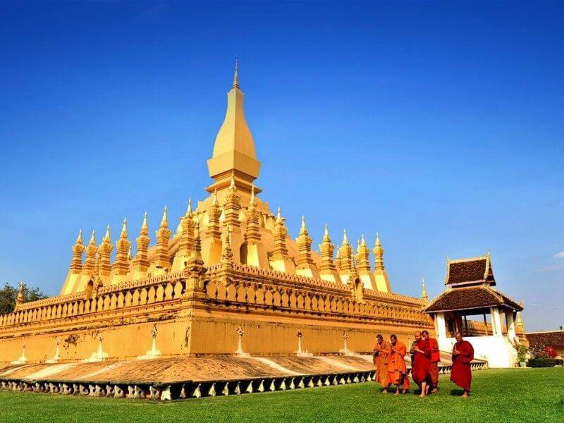 Lào là điểm du lịch châu Á không cần xin visa