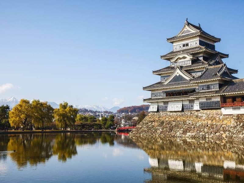 Nhật Bản - Điểm du lịch Châu Á nổi tiềng