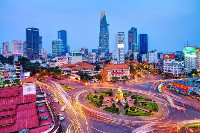 Du lịch Châu Á - Thành phố Hồ Chí Minh