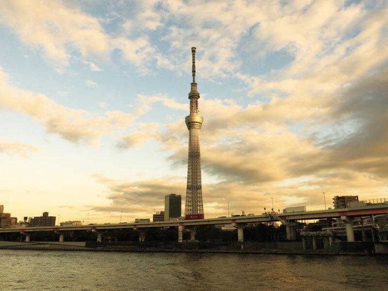Du lịch châu á - tháp Tokyo