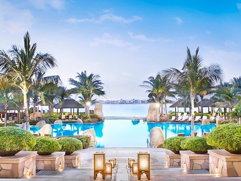 Khi du lich Dubai, One & Onlylà địa điểm được rất nhiều người lựa chọn