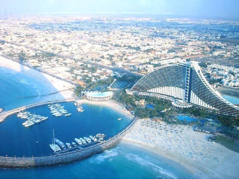 Du lịch Dubai - đất nước xa hoa tráng lệ