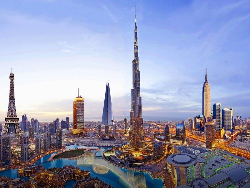 Điểm du lịch Dubai ẩn chứa những sự thật không phải ai cũng biết