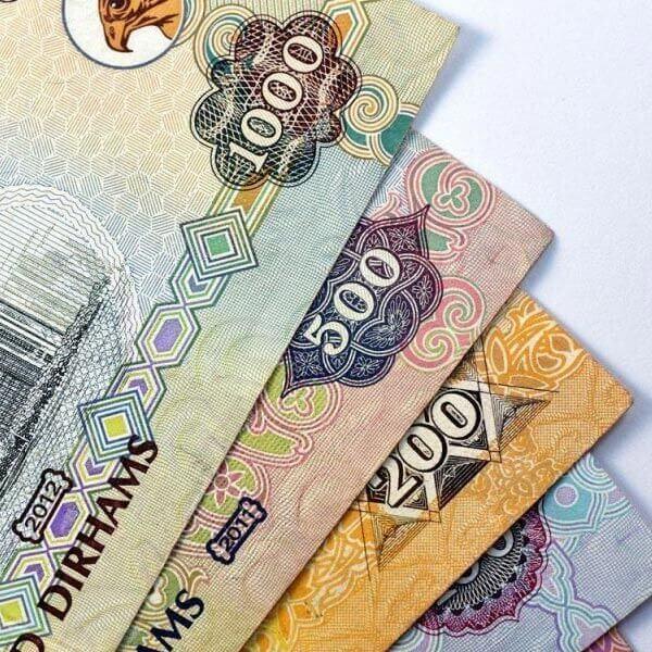 Đi du lịch Dubai cần mang theo tiền