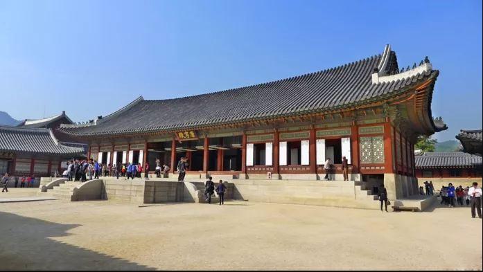 Du lịch Hàn Quốc - Khang Ninh Điện