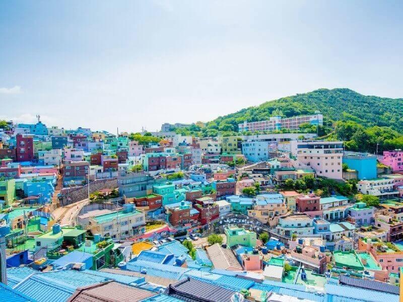 Thành phố Busan sở hữu nhiều địa điểm thôi thúc du khách ghé thămHàn Quốc nhất