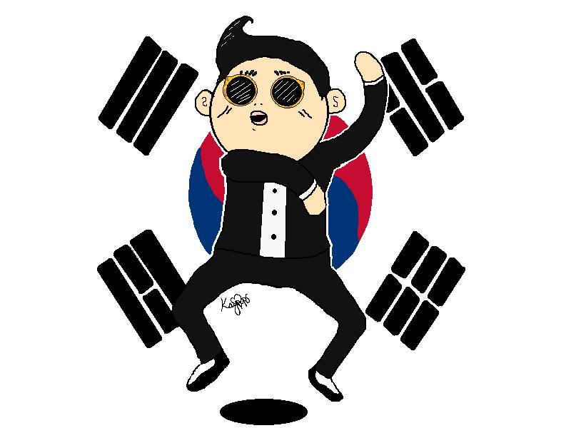 Du lịch Hàn Quốc - Không nên nhảy và hát Gangnam style