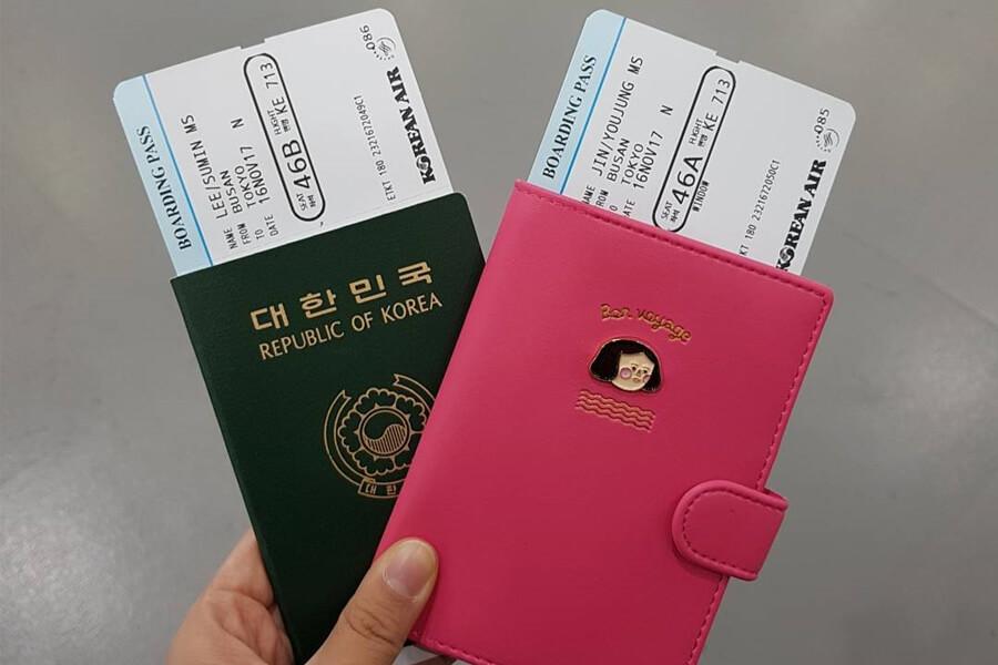 Mẹ có thể đặt vé máy bay du lịch Hàn Quốc trước vài ngày để được gia tốt
