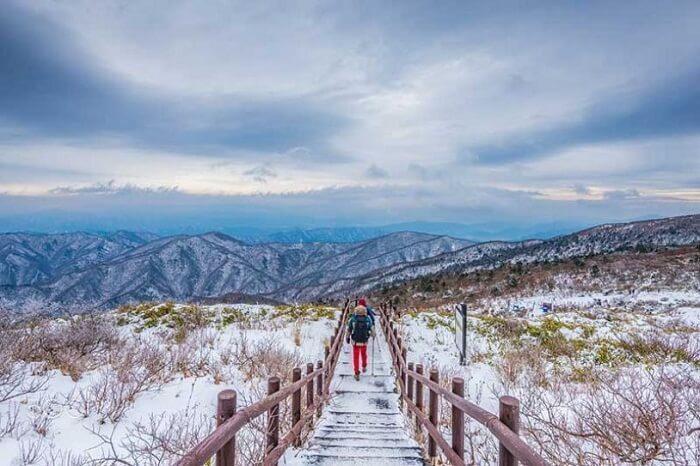 Du lịch Hàn Quốc mùa Đông bắt đầu từ tháng mấy?