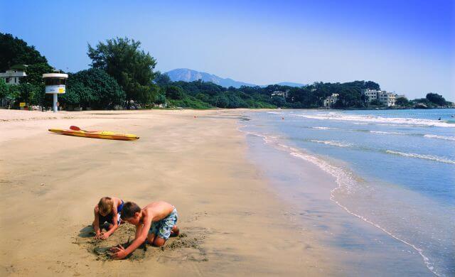 Wu Kai Sha - thiên đường bãi biển không thể bỏ lỡ ở Hồng Kông